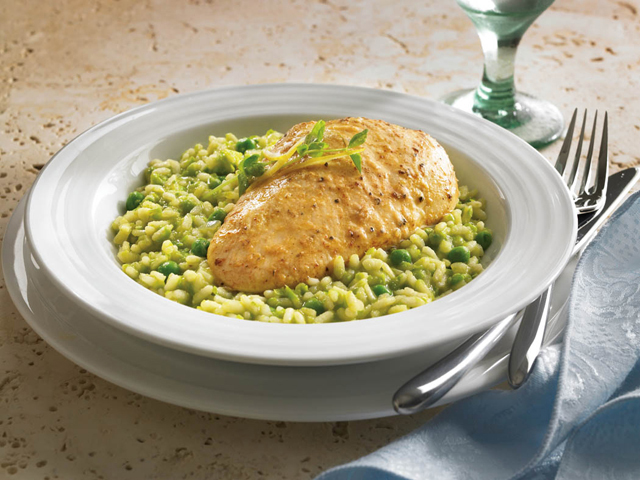 PERDUE® RTC 5 oz. Lemon Herb B/S Ckn Breast Filet 38%
