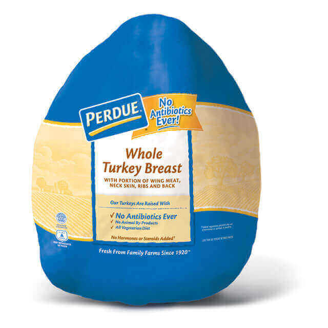 PERDUE® Whole Turkey Breast