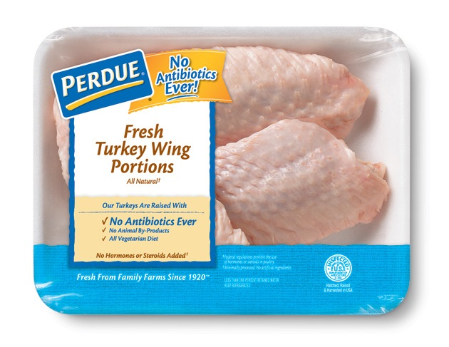 PERDUE® Turkey Wing Portions
