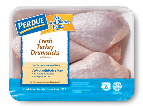 PERDUE® Turkey Drumsticks