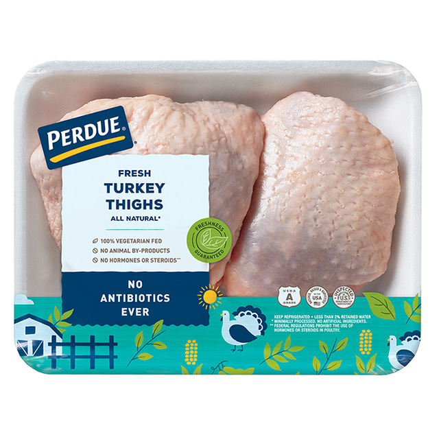 PERDUE® Fresh Turkey Thighs