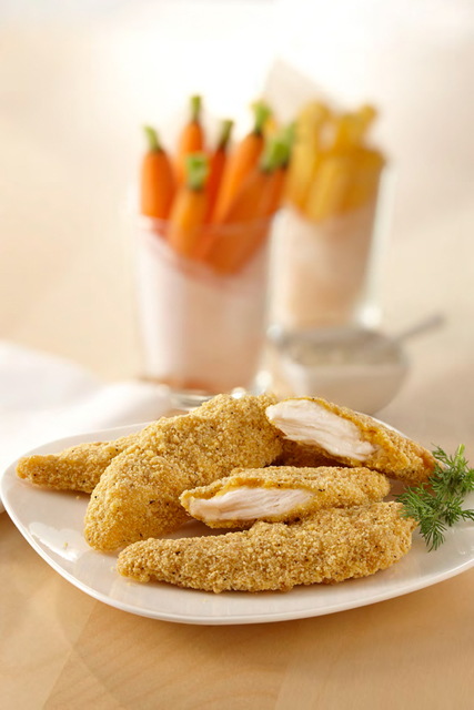 HARVESTLAND® FC Breaded Chicken Breast Tenders, Gluten Free