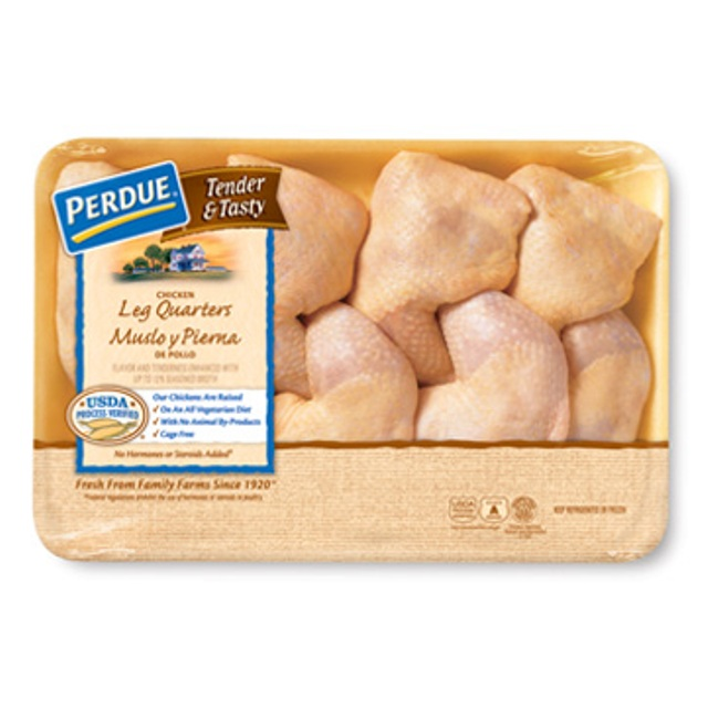 PERDUE® TENDER & TASTY™  Chicken Leg Quarters,  Value Pack