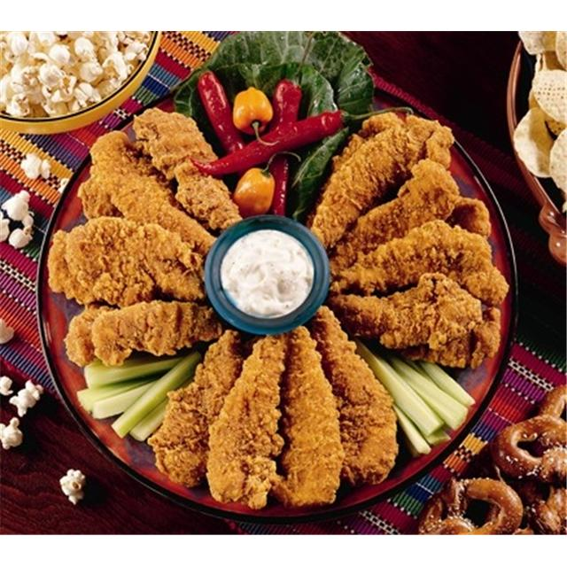 PERDUE® RTC Southern Style Chicken Tender Fritter 25%