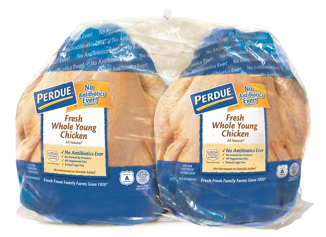 PERDUE® Whole Chicken, Twin Pack