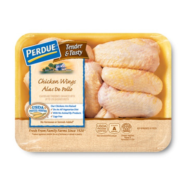 PERDUE® TENDER & TASTY™ Chicken Wings (2 lbs.)
