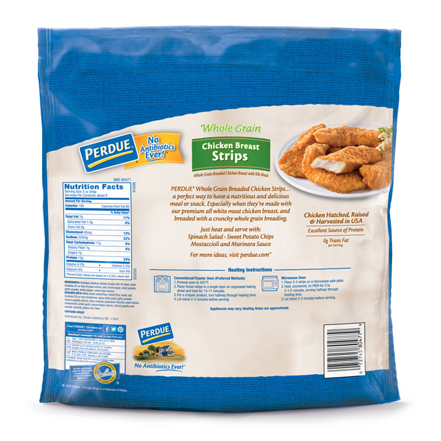 PERDUE® Whole Grain Chicken Breast Strips (25 oz.)