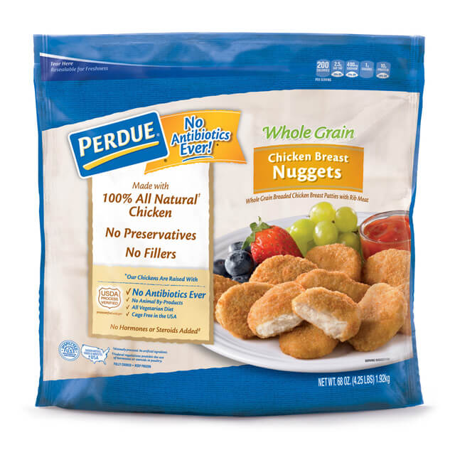 PERDUE® Whole Grain Chicken Breast Nuggets, (68 oz.)