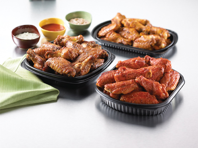 PERDUE® Fully Cooked Spicy Buffalo Glazed Chicken Wing