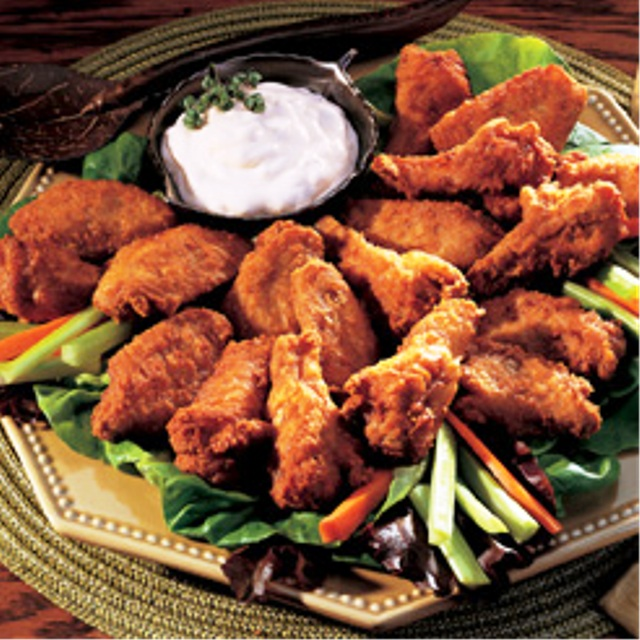 PERDUE® NAE FC Breaded Homestyle Chicken Wing