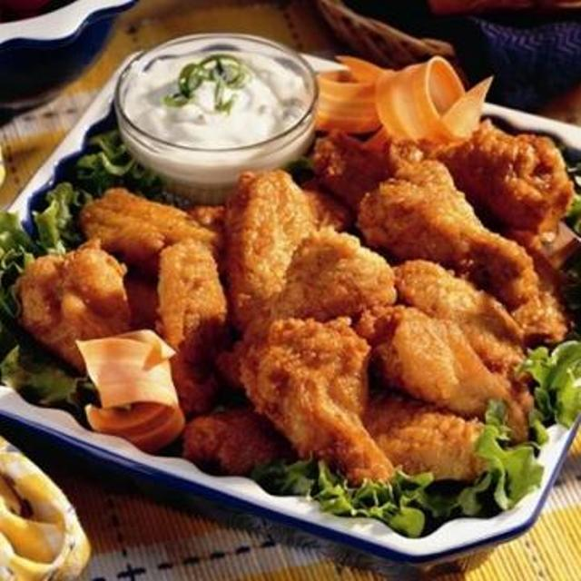 PERDUE® Spicy Breaded Chicken KICK 'N WINGS® (15 LBS)