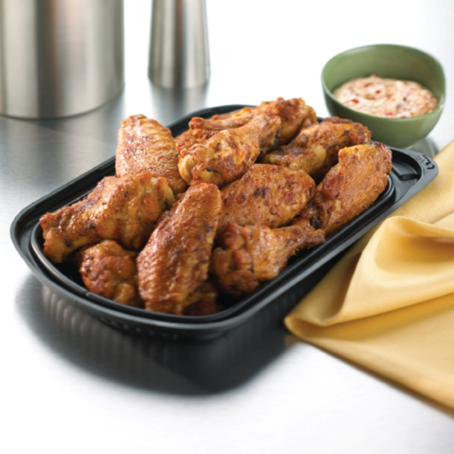PERDUE® NAE Fully Cooked Asian Style Breaded Wings