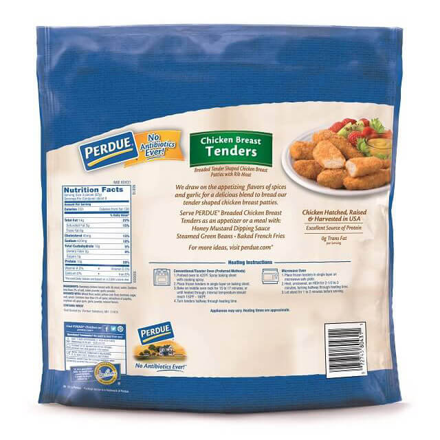 PERDUE® Breaded Chicken Breast Tenders (29 oz.)