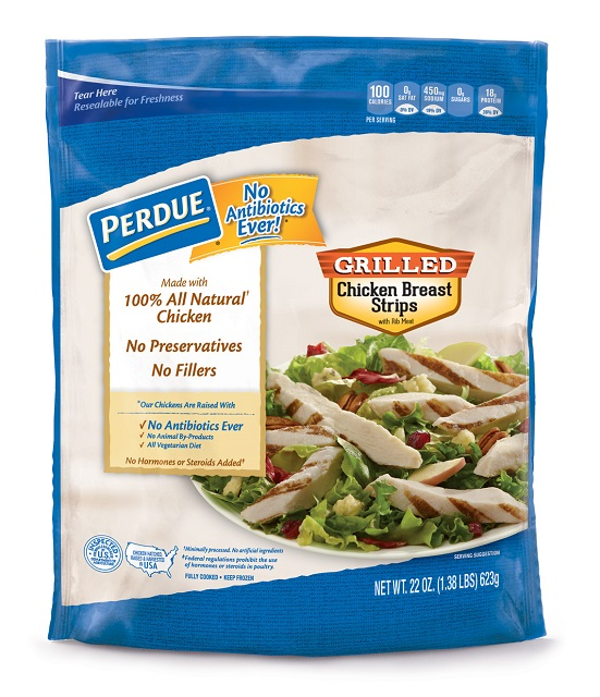 PERDUE® Grilled Chicken Breast Strips, Fully Cooked (22 oz.)