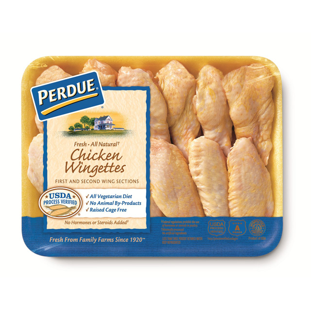 PERDUE® Fresh Chicken Wingettes