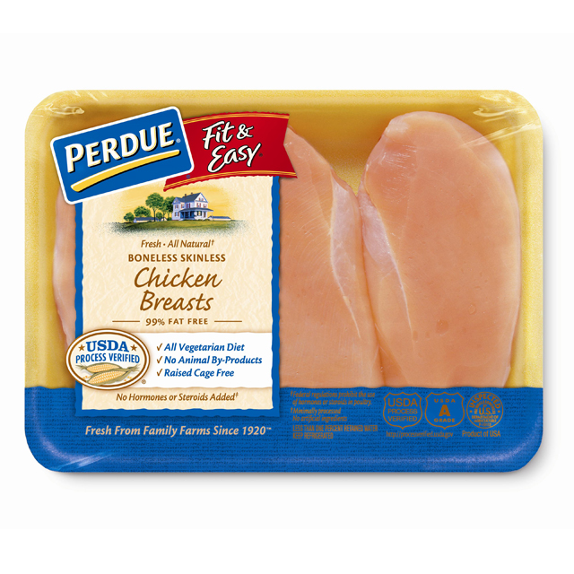 PERDUE® FIT & EASY® Boneless Skinless Chicken Breasts