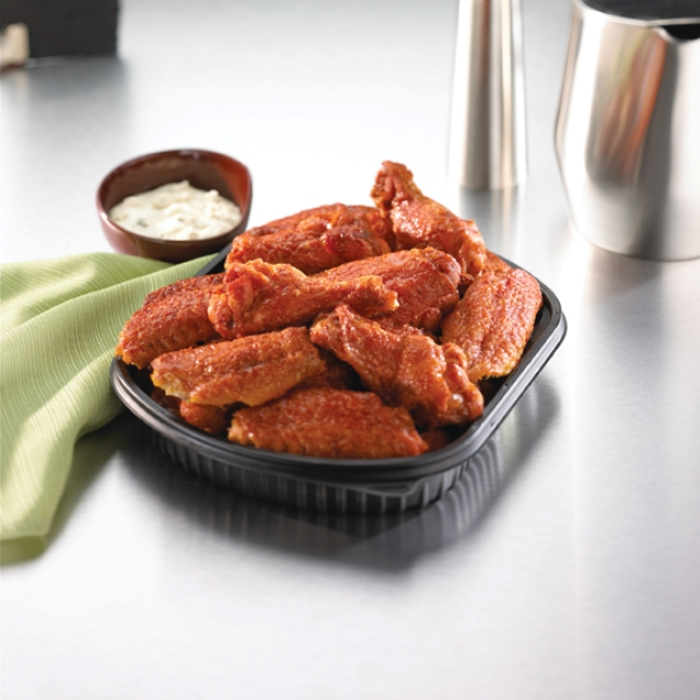 PERDUE® FC Buffalo Fryable Marinated Jumbo Chicken Wing