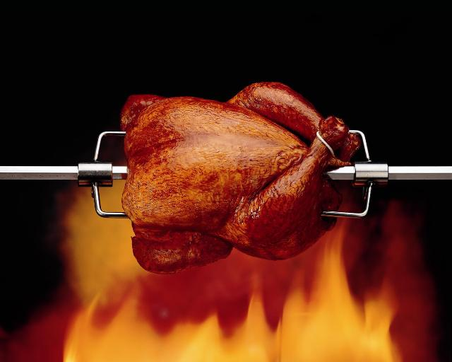 PERDUE® RTC Whole Rotisserie Chicken, WOG, Barbecue,